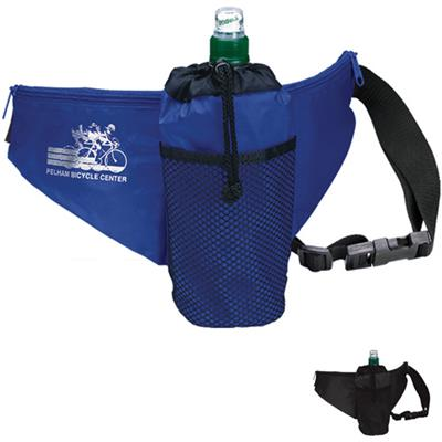 Travel Bag With Water Bottle Holder