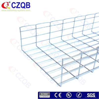 150X400 Wave Wire Cable Tray