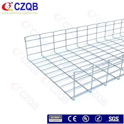 150X500 Wave Wire Cable Tray