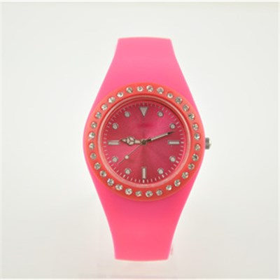 Factory Directly Selling Slim Silicone Watches