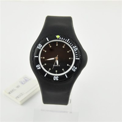 OEM Interchangeable Silicone Watch