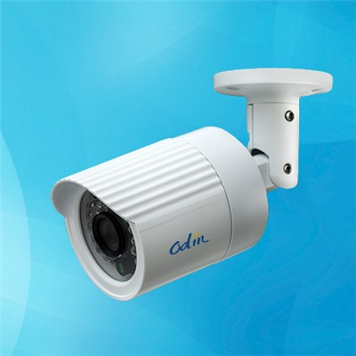 1.3 Mega CMOS Network HD IR Cylinder Camera