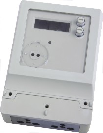 Single Phase Multi-rate Energy Meter Case