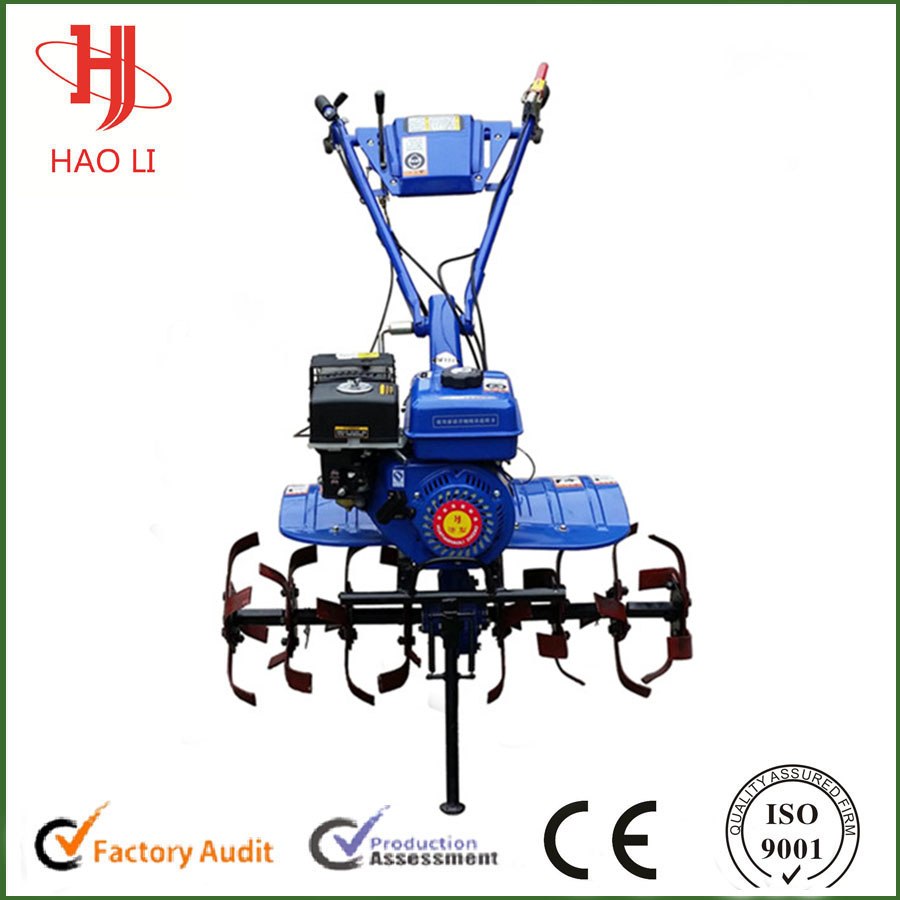 170F gasoline engine power tiller rotary tiller with CE&ISO