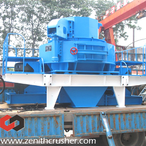 B Series Vertical Shaft Impact Crusher
