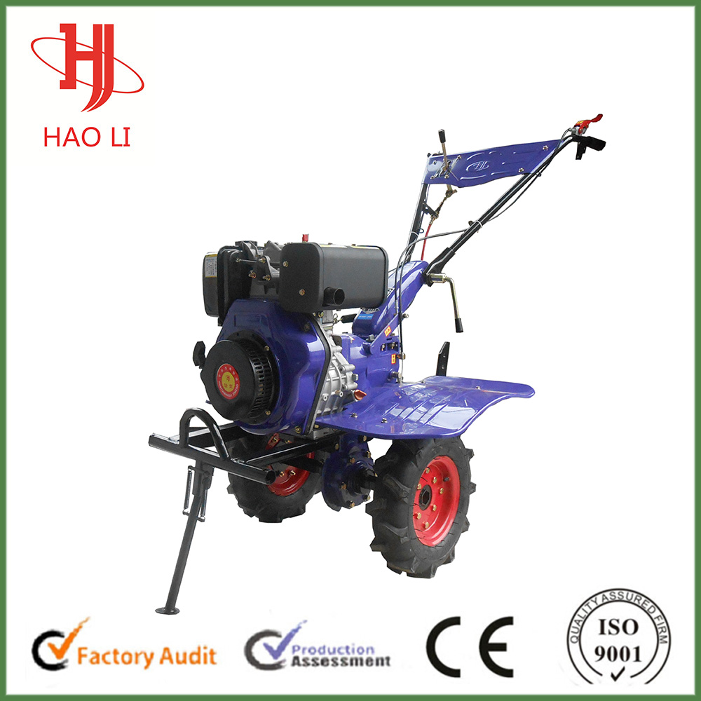 New design low price tiller and cultivator  made in China tilling machine