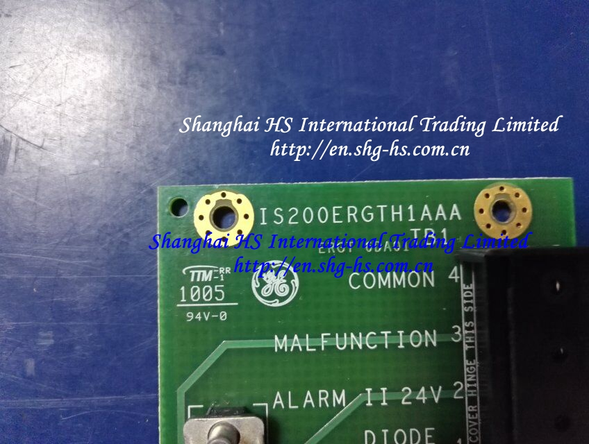 IS200ERGTH1AAA EX2100 GE BOARD MARK VI