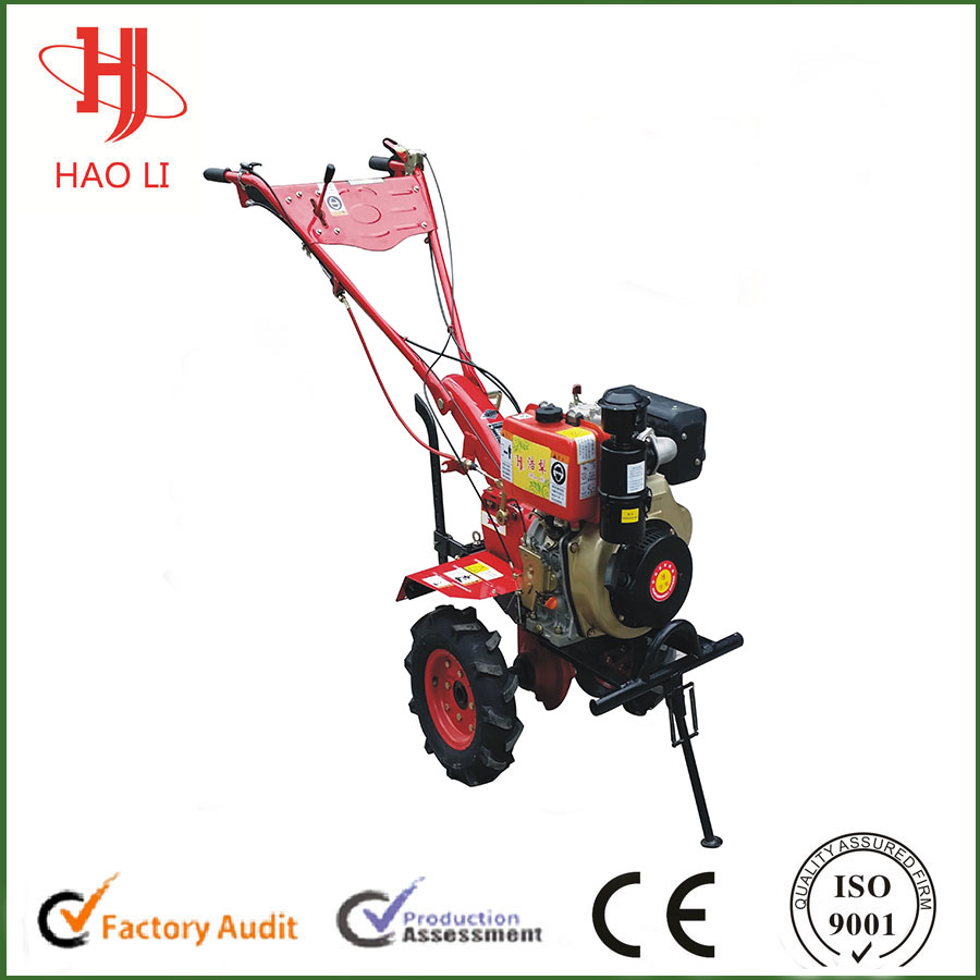 low price and high quality Agricultural Machine hand  tiller and hand cultivator from China