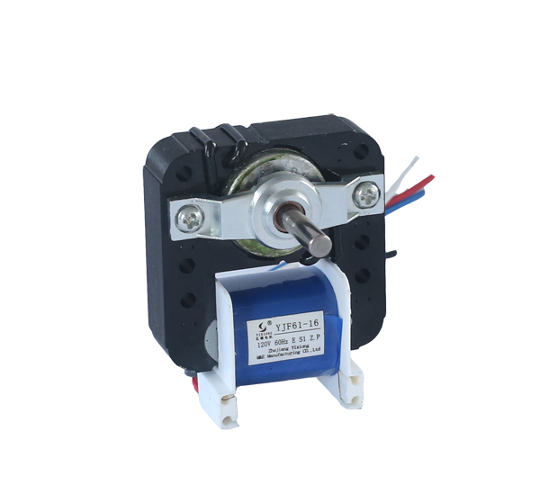 ventilator single phase ac motor