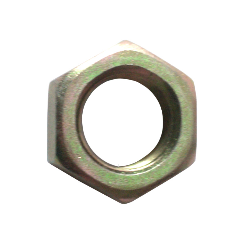 High quality cheap price DIN hex nuts wheel's nuts