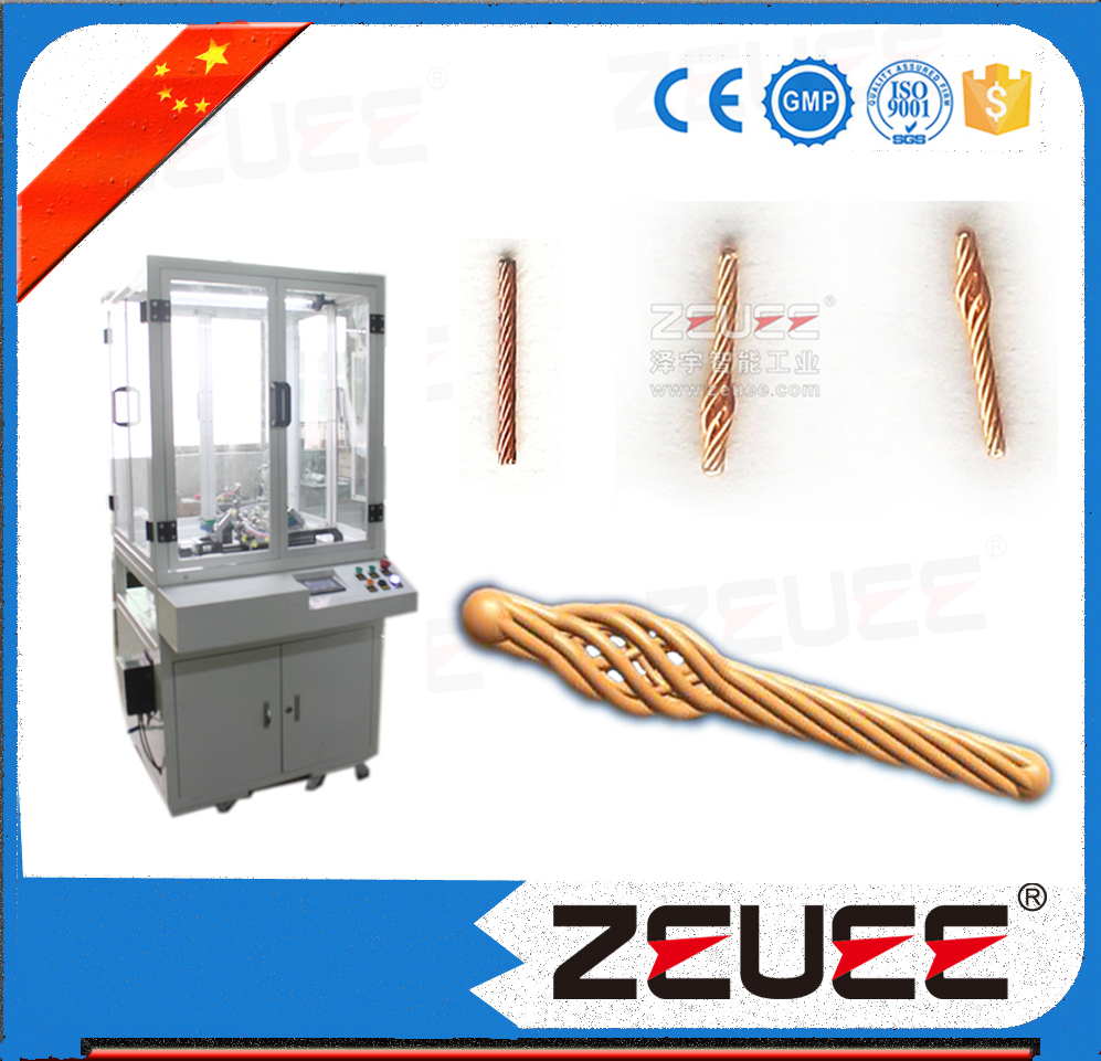Twist pin expansion machine