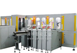 Window Accesssories batter lock bar automatic assembly machine
