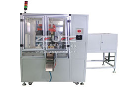 Base of Base of Door Knob Door Handle Automatic  Reaming Tapping Machine