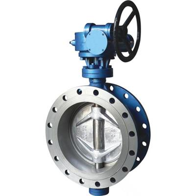Flange Hard Seal Butterfly Valve
