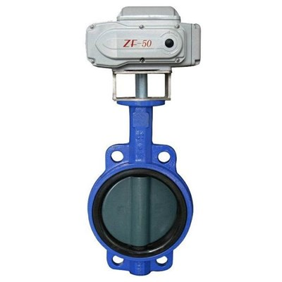 Electric Wafer-type Butterfly Valve