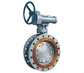 Multi-layer Hard Sealing Butterfly Valve