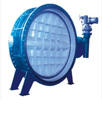 Large-caliber Multi-layer Hard Sealing Butterfly Valve