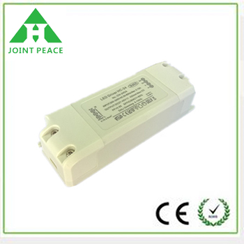 24W 0/1-10V Dimmable Constant Voltage LED Driver