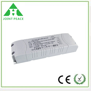 60W 0/1-10V Dimmable Constant Voltage LED Driver