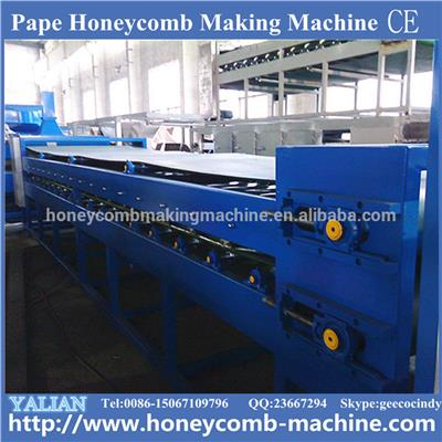 Full Automatic Honeycomb Paper Board Making Machine