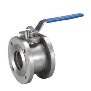 Piece Of Type Flange Ball Valve