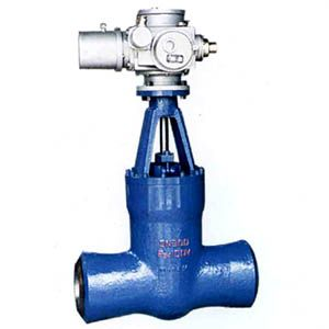 Weld Electric Gate Valve