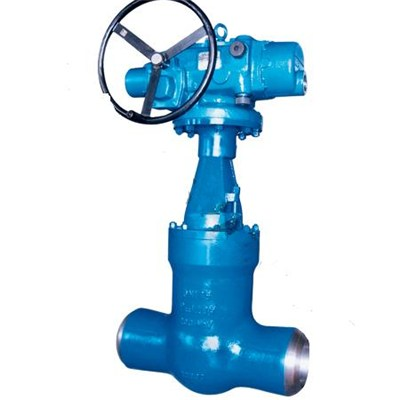 High Temperature Pressure Power Station Gate Valve