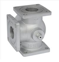 Alloy Three-way Ball Valve