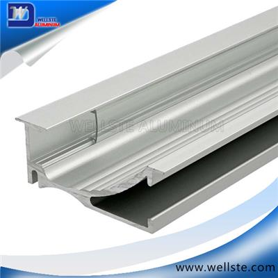 LED Striped Aluminium Extrusion