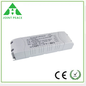 60W Triac Dimmable Constant Current LED Driver
