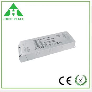 80W Triac Dimmable Constant Current LED Driver