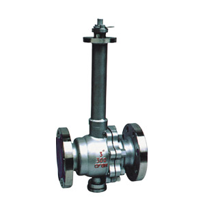 Eccentric Cryogenic Ball Valve