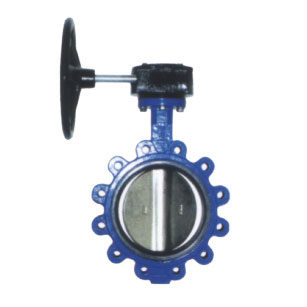 Soft Seal Lug Type Butterfly Valve