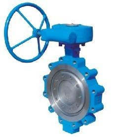 Hard Seal Lug Type Butterfly Valve