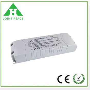 60W Triac Dimmable Constant Voltage LED Driver