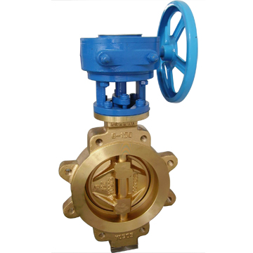 Bronze Butterfly Valve With Lug Type