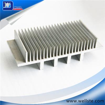 Heat Sink Aluminum Extrusion