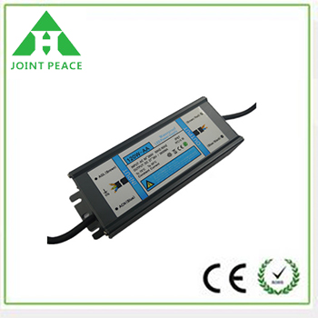 120W IP67 Waterproof Constant Voltage LED Power Supply