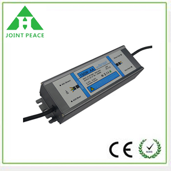 150W IP67 Waterproof Constant Voltage LED Power Supply
