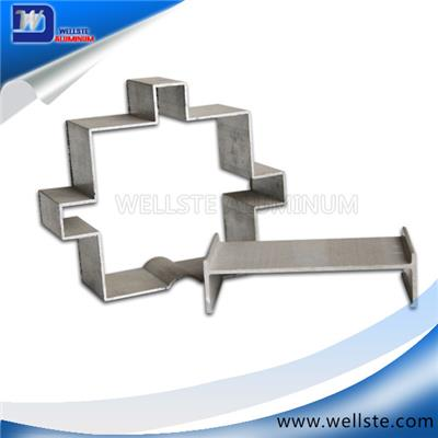 Curtain Wall Aluminium Extrusion