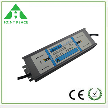 200W IP67 Waterproof Constant Voltage LED Power Supply