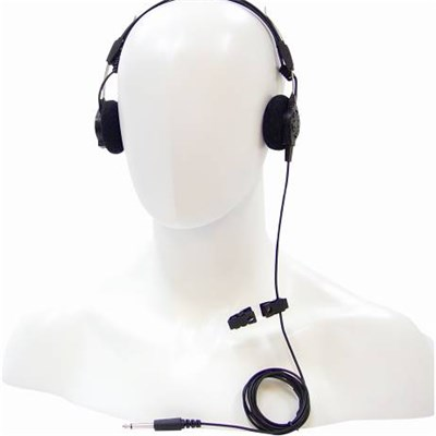Active Anti-noise Transmitter-receiver Headset