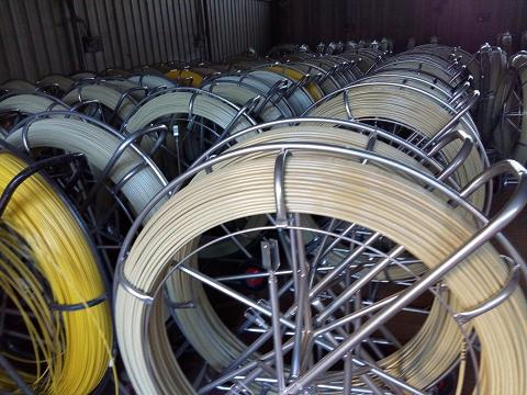Coaxial Cable cora duct rodder
