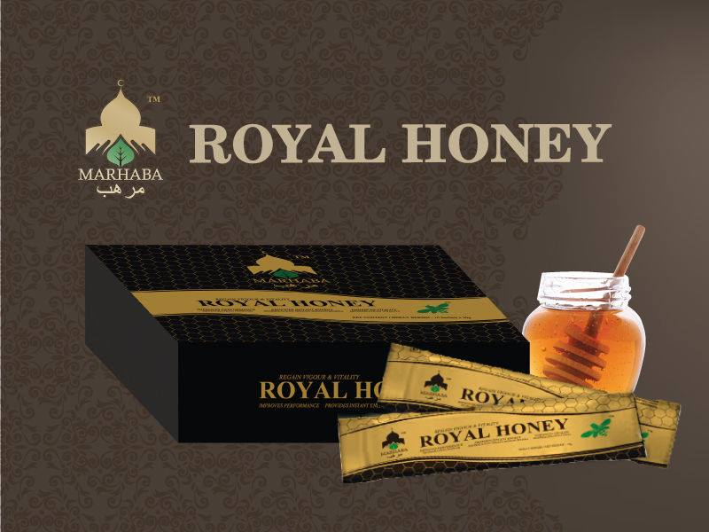 Marhaba Royal Honey