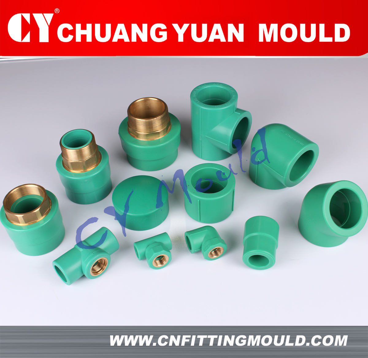 PPR fitting mould