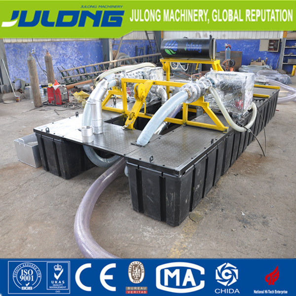 4 6 8 inch gold mining dredger for gold mining