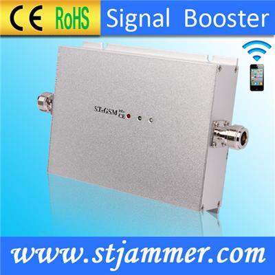 Gain GSM 900Mhz Mobile Phone Signal Booster of Mobile Signal Cell Phone Mobile Signal Booster Amplifier RF Repeater