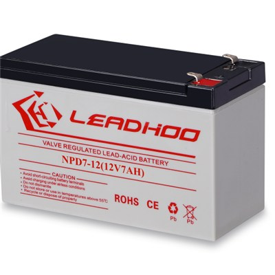 12V Solar Wind AGM Deep Cycle Battery