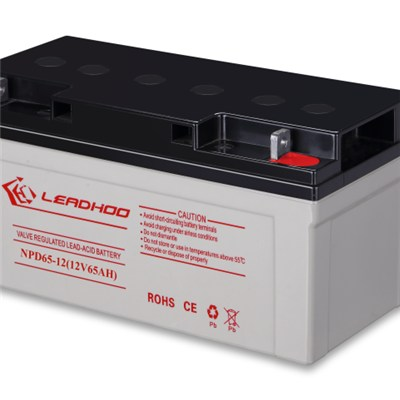 12V Charger AGM Deep Cycle Battery