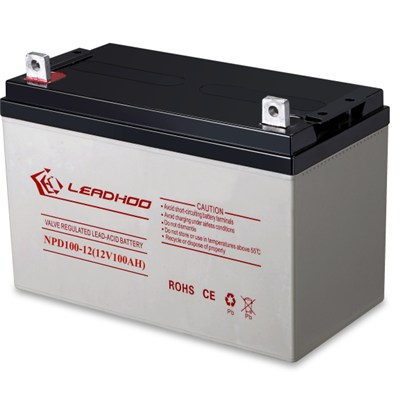 12V100Ah Deep Cycle Battery